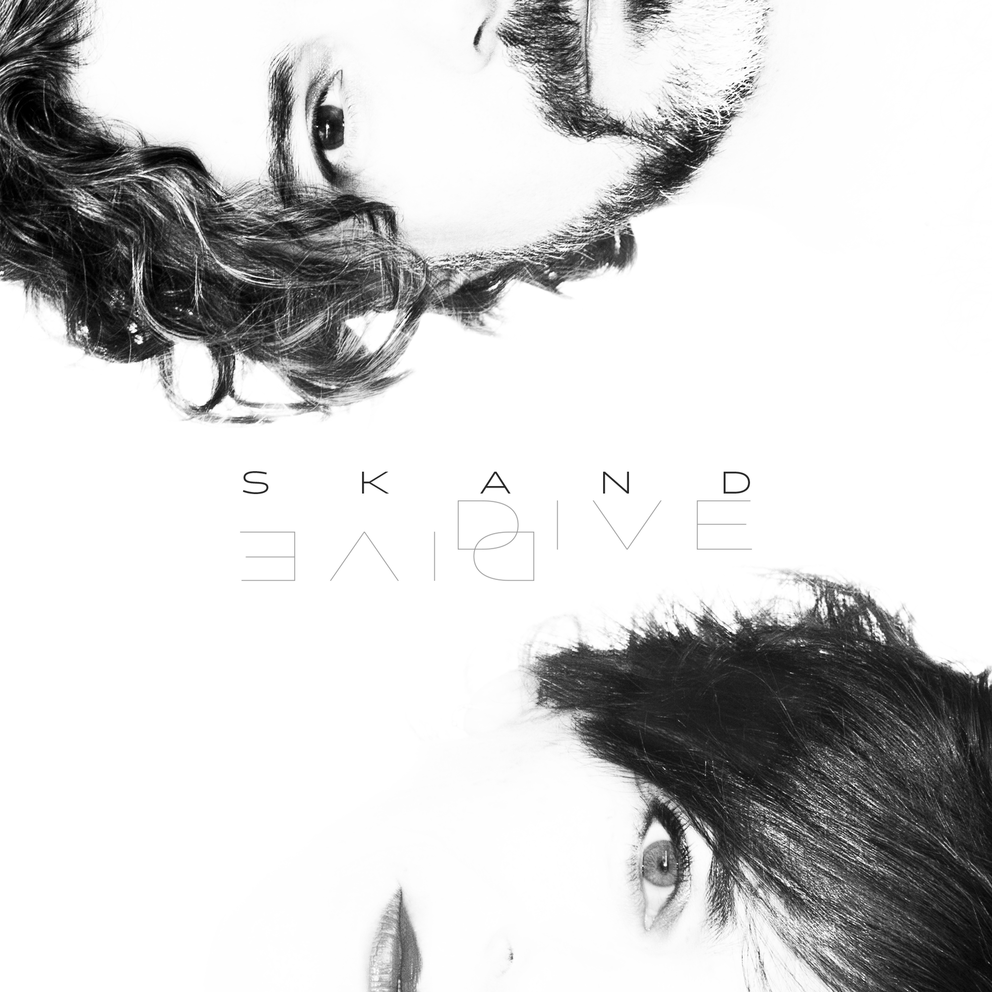 Album pop rock DIVE de SKAND